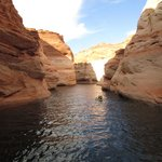 Photo de Lake Powell Boat Tours