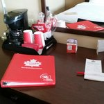 Morning coffee options Canad Inns Polo Park  |  1405 St. Matthews Ave, Winnipeg, Manitoba R3G 0K