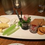 Cheese plate - good!