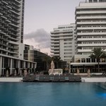 Eden Roc Miami - view from the pool