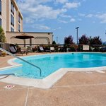 Hampton Inn University Harrisonburg Foto