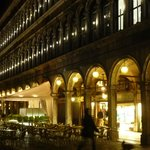 Piazza San Marco by bight without crowds