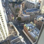 Great views of Sydney CBD