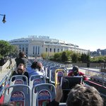 City Sightseeing Hop On - Hop Off New York Foto