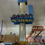 One of the favorite indoor rides