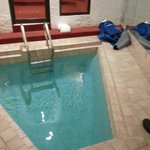 in room pool
