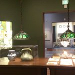 description of glass shade manifacturing