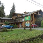 Photo de Bella Coola Mountain Lodge