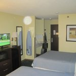 room 108, Days Inn Sioux City, Iowa, Oct 2014