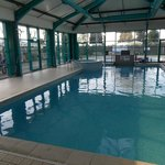 Swimming pool - lovely and warm