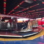 Waltzers at Blackpool Pier