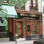 Foto Hostal Madrid
