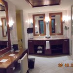 Master Bath - One Bedroom Suite