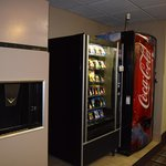 Ground floor vending