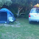 Foto di Farewell Gardens Motor Camp and Holiday Accommodation