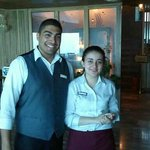 staff were always friendly and attentive