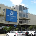 Lagoon Beach Hotel & Apartments Foto
