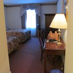 view of room from doorway