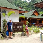 Photo de Cocohut Chalets