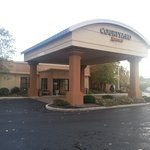 Entry Area to Courtyard by Marriott North Canton