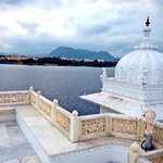 Taj Lake Palace Udaipur照片