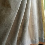 Mouldy curtains!