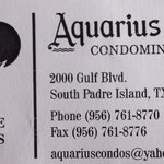 Aquarius Condominiums의 사진