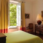 The Bastide bedroom