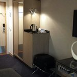 Double bed room in 6th floor anither view