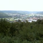 View over Lohr-am-Main