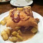 Fall Special - Pork Tenderloin with Apples in Puff Pastry