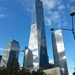 World Trade Centre towers 1 & 4