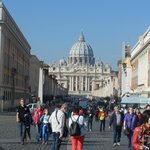 Rome Sights - St Peters