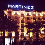 Grand Hyatt Cannes Hotel Martinez Foto