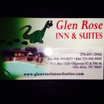 Foto van Glen Rose Inn & Suites