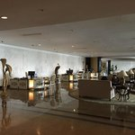 Reception desk / Lobby