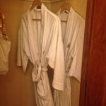 Complimentary Guest Robes