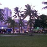Hotel Front from Beach Side