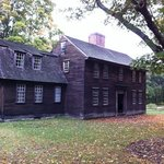 Hartwell Tavern. Sometimes open for tours.