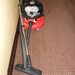 "Grange Rochester 100 year old grandma vacuum cleaner used for ""professional"" 4 star cleaning"