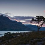 Local view within driving distance - Slioch on Loch Maree.