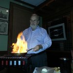Bananas Foster-tableside