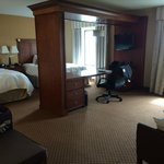 Hampton Inn & Suites Detroit/Chesterfield Township resmi