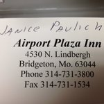 Bilde fra Airport Plaza Inn & Conference Center