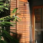 Outdoor Shower in Hide