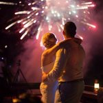First dance fireworks!!!