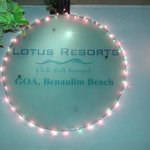 Lotus Beach Resort resmi