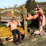 Bilde fra Watermouth Cove Holiday Park