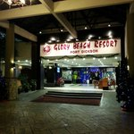 Glory Beach Resort resmi