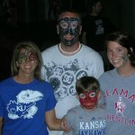 Face Painting at City Museum